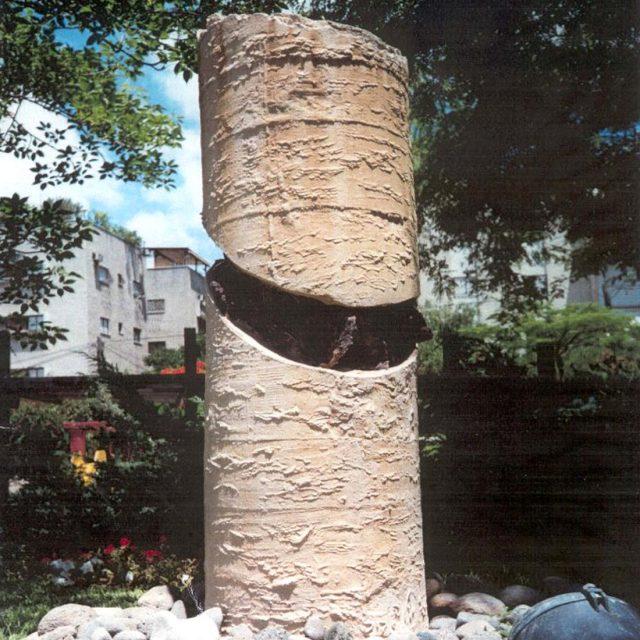 """פסל הנצחה לזכרו של  גלעד גלאון ז""""ל"""