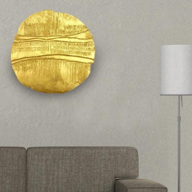 מטבע זהב בלי מסגרת