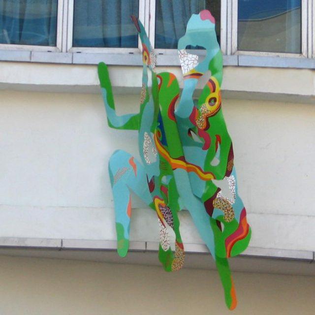 סנגולריוס בצבע ירוק
